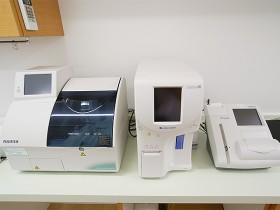 院内採血検査